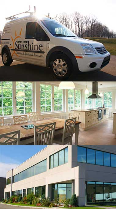 sunshine cleaning and janitorial